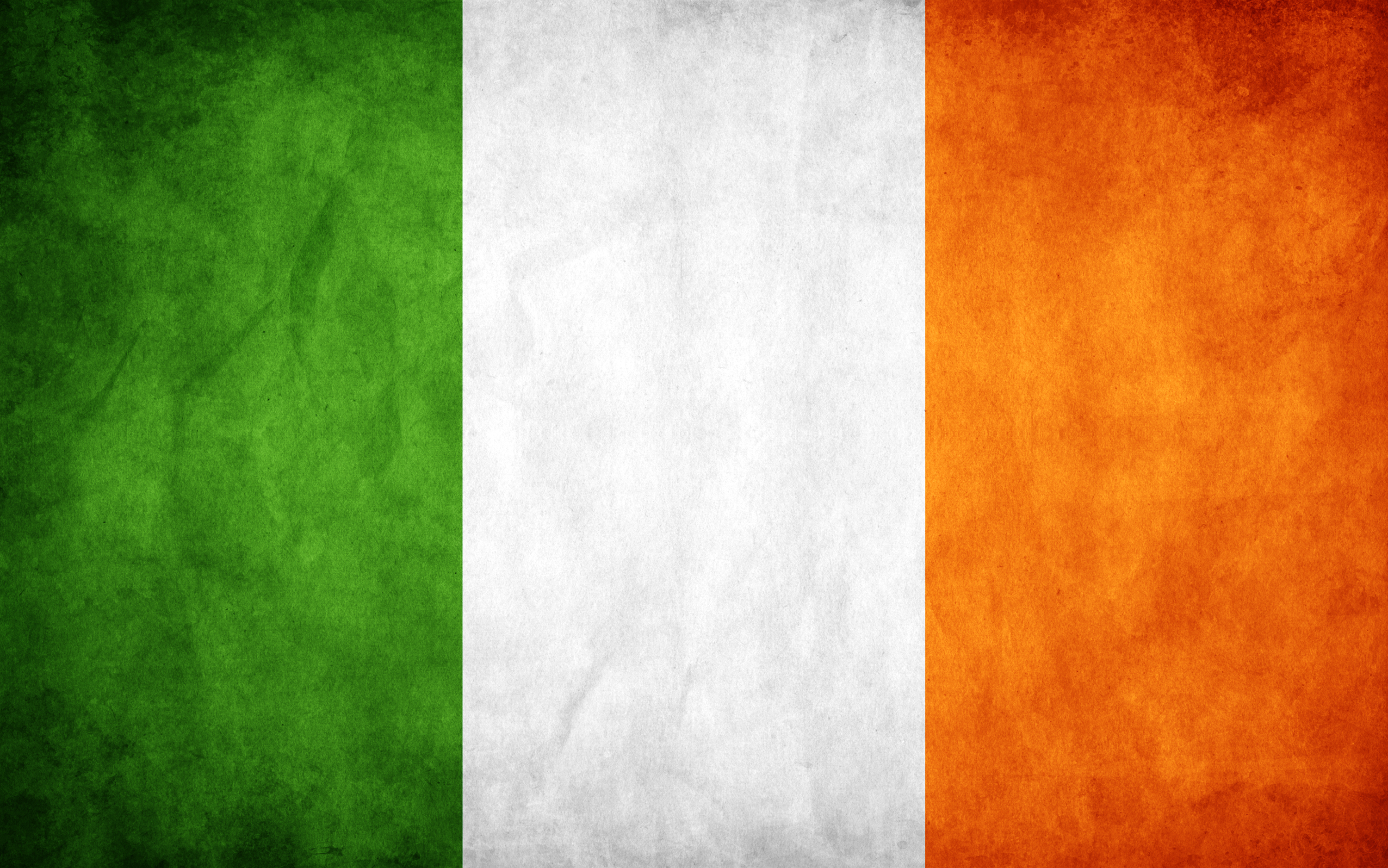 Irish Flag  James Hendicott